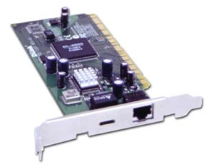 D-Link DGE-550T Gigabit Ethernet Server Card, PCI Bus, 64/32